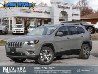 New 2020 Jeep Cherokee Limited for sale in Niagara Falls, ON