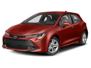 New 2020 Toyota Corolla Hatchback XSE  - Navigation - $94.67 /Wk for sale in Richmond Hill, ON