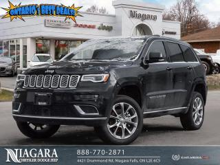 New 2020 Jeep Grand Cherokee Summit for sale in Niagara Falls, ON