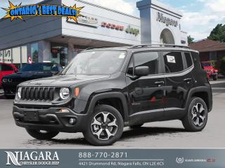 New 2020 Jeep Renegade Sport for sale in Niagara Falls, ON