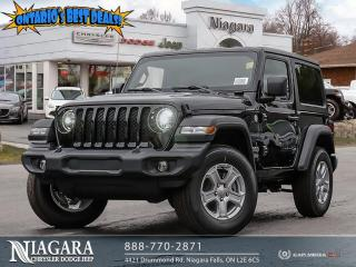 New 2020 Jeep Wrangler Sport S for sale in Niagara Falls, ON