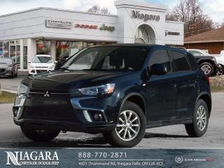 Used 2018 Mitsubishi RVR EASY FINANCING | TOUCH SCREEN for sale in Niagara Falls, ON