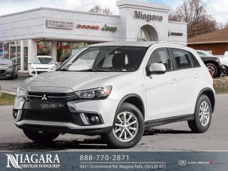Used 2018 Mitsubishi RVR TOUCH SCREEN | BLUETOOTH for sale in Niagara Falls, ON