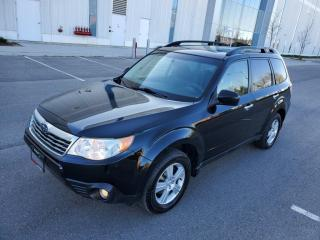 Used 2009 Subaru Forester 4dr Auto X for sale in Mississauga, ON