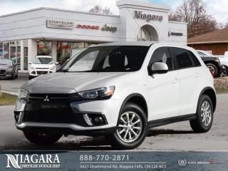Used 2018 Mitsubishi RVR SIRIUSXM | TOUCHSCREEN for sale in Niagara Falls, ON