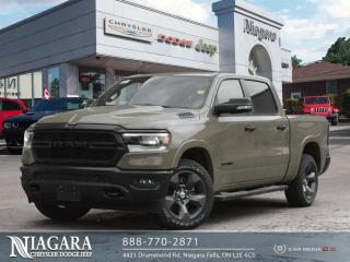 New 2020 RAM 1500 Big Horn Built to Serve Edition for sale in Niagara Falls, ON