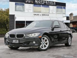 Used 2013 BMW 3 Series 328i xDrive AWD *Accident Free, Certified* for sale in Scarborough, ON