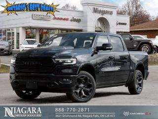 New 2020 RAM 1500 Limited for sale in Niagara Falls, ON