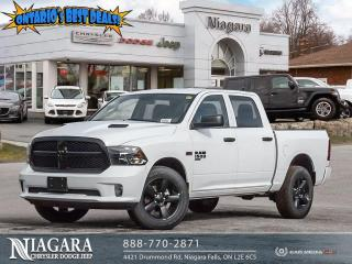 New 2019 RAM 1500 Classic ST for sale in Niagara Falls, ON