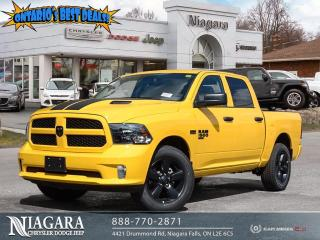New 2019 RAM 1500 Classic Express Stinger Yellow for sale in Niagara Falls, ON