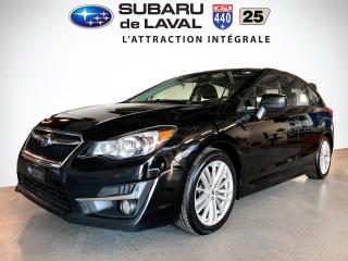 Used 2015 Subaru Impreza Sport Hatchback AWD for sale in Laval, QC
