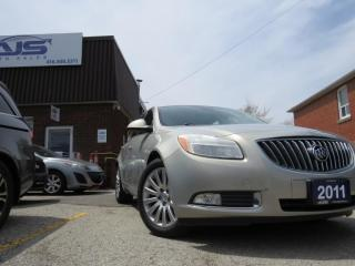 Used 2011 Buick Regal CXL / 1SB for sale in Scarborough, ON