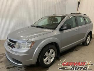 Used 2015 Dodge Journey Canada Value Package A/C MAGS *Bas Kilométrage* for sale in Trois-Rivières, QC