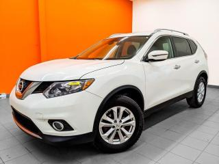 Used 2016 Nissan Rogue SV AWD CAMÉRA BLUETOOTH *SIÈGES CHAUFFANTS* for sale in St-Jérôme, QC