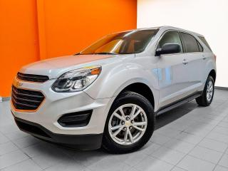 Used 2017 Chevrolet Equinox LS AWD *CAMERA RECUL* BLUETOOTH *PORT USB* PROMO for sale in St-Jérôme, QC