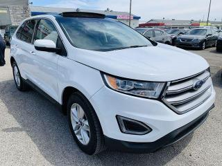 Used 2017 Ford Edge SEL / FULLY LOADED / CLEAN TITLE for sale in Pickering, ON