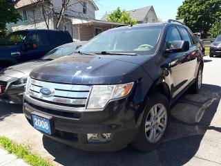 Used 2008 Ford Edge SEL AWD for sale in Oshawa, ON