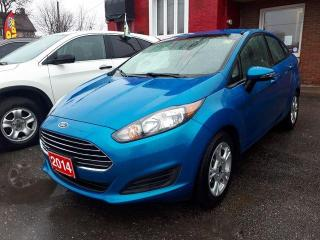 Used 2014 Ford Fiesta SE for sale in Oshawa, ON