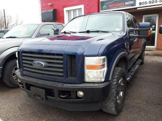 Used 2008 Ford F-250 Super Duty FX4 for sale in Oshawa, ON