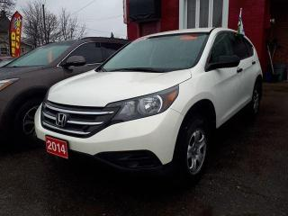 Used 2014 Honda CR-V LX for sale in Oshawa, ON
