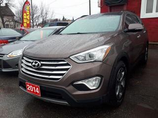 Used 2014 Hyundai Santa Fe Luxury for sale in Oshawa, ON