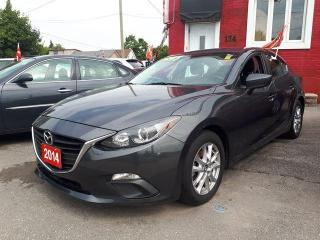 Used 2014 Mazda MAZDA3 GS-SKY for sale in Oshawa, ON