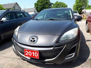 Used 2010 Mazda MAZDA3 GT for sale in Oshawa, ON