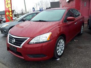 Used 2014 Nissan Sentra SV for sale in Oshawa, ON