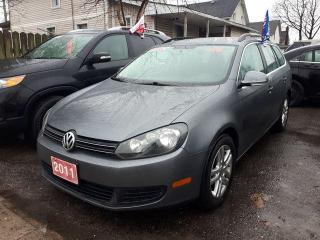 Used 2011 Volkswagen Golf Wagon Trendline for sale in Oshawa, ON