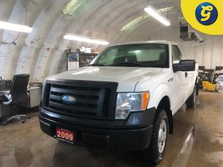Used 2009 Ford F-150 Regular Cab * Long Box 8 Foot * Box liner * Am/FM  Stereo * Tilt Steering Wheel  *  Tow Package * Cloth Seats *   Traction Control * Front /Rear  Disc for sale in Cambridge, ON