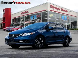 Used 2015 Honda Civic SEDAN for sale in Guelph, ON