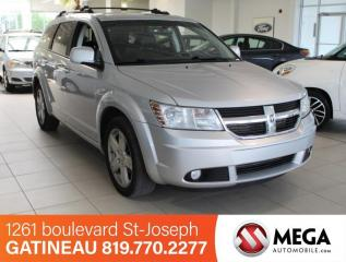 Used 2010 Dodge Journey R/T AWD for sale in Gatineau, QC