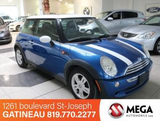 Used 2006 MINI Cooper H.B. (Voir description) for sale in Gatineau, QC