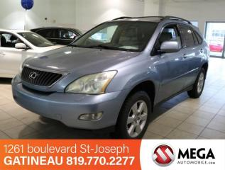 Used 2008 Lexus RX 350 AWD for sale in Gatineau, QC