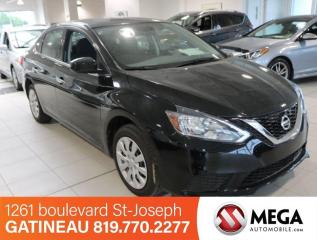 Used 2018 Nissan Sentra S for sale in Gatineau, QC