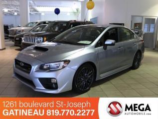 Used 2017 Subaru WRX STI AWD for sale in Gatineau, QC