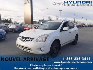 Used 2011 Nissan Rogue SV+AWD+CAMERA+TOIT+BANCS CHAUFF for sale in Sherbrooke, QC