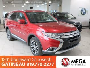 Used 2016 Mitsubishi Outlander ES 4WD for sale in Gatineau, QC