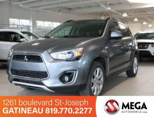Used 2014 Mitsubishi RVR LTD ED. 4WD for sale in Gatineau, QC