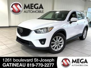 Used 2013 Mazda CX-5 GT AWD for sale in Gatineau, QC