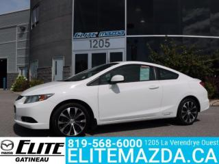 Used 2013 Honda Civic for sale in Gatineau, QC