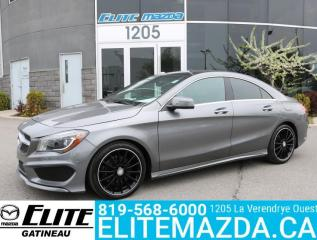 Used 2015 Mercedes-Benz CLA250 for sale in Gatineau, QC