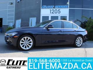 Used 2014 BMW 328i for sale in Gatineau, QC