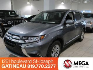 Used 2018 Mitsubishi Outlander ES 4WD for sale in Gatineau, QC