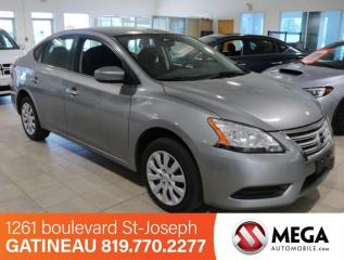 Used 2014 Nissan Sentra S for sale in Gatineau, QC