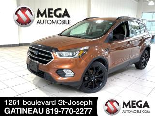 Used 2017 Ford Escape SE 4WD for sale in Gatineau, QC