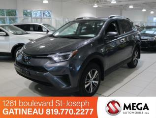 Used 2018 Toyota RAV4 LE AWD for sale in Gatineau, QC