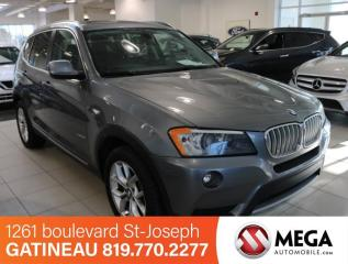 Used 2014 BMW X3 xDrive28i for sale in Gatineau, QC