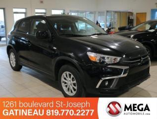 Used 2018 Mitsubishi RVR SE 4WD for sale in Gatineau, QC
