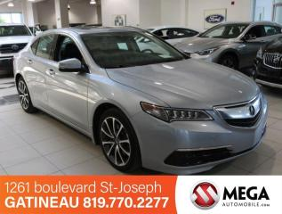 Used 2017 Acura TLX Sh-Awd for sale in Gatineau, QC